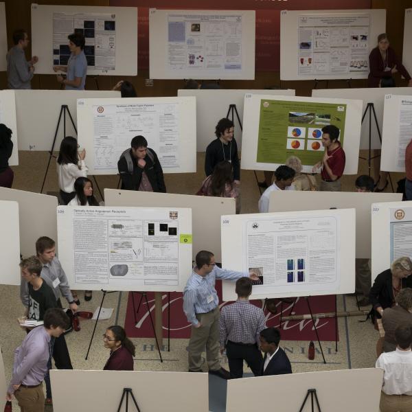 Spring 2021 Undergraduate Research Symposium