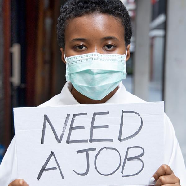 Black and Hispanic women, less educated workers among those hardest hit by COVID-19 job losses